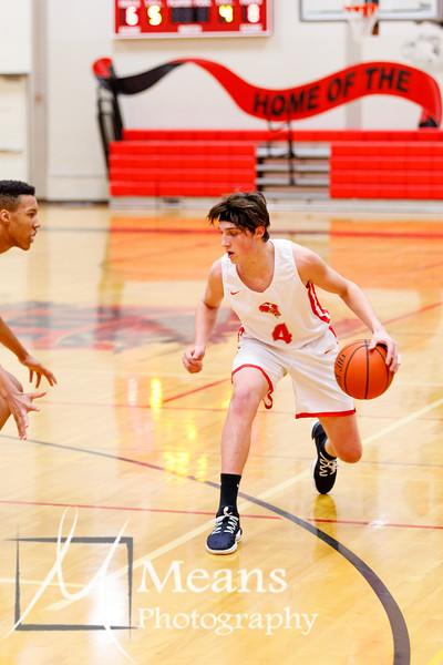 CK @ YHS Boys Basketball JV