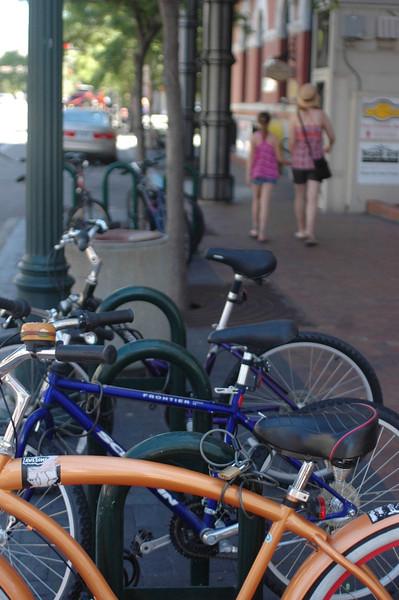 Ashland, Bend and Boise 2012