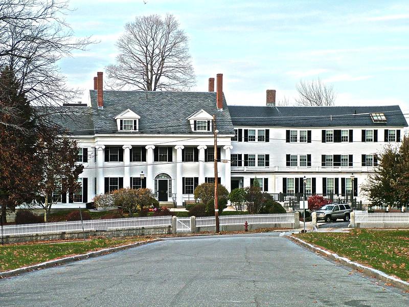 Rogers Hall - Lowell, MA