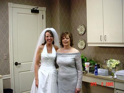 2005 Jason & Brenda Wedding