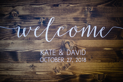 Kate & David Wedding