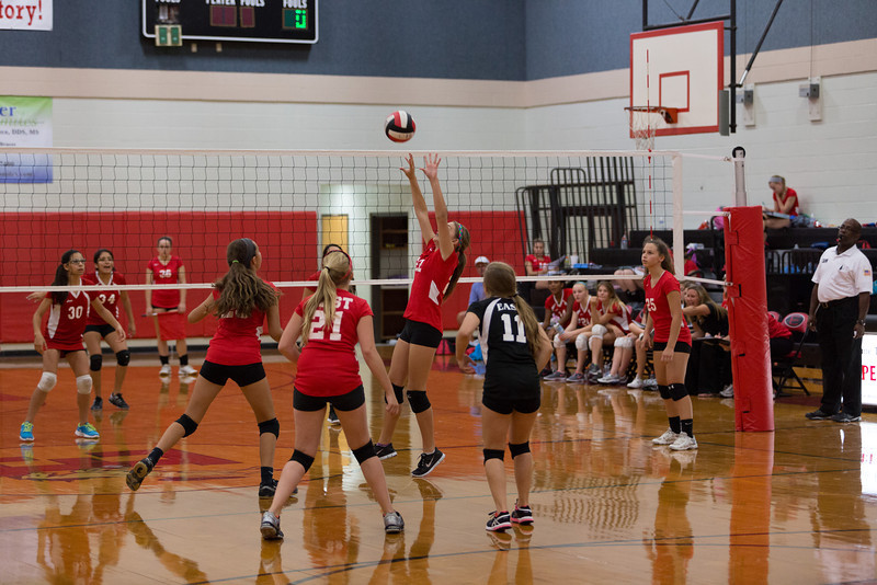 Coppell East 8th Girls 19 Sept 2013 32.jpg