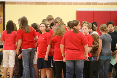 Middle School Activities - 5/11/2007 - 6th Grade Culture Fair