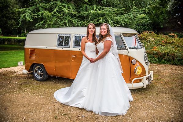Kelli & Helen Wedding, Stonehouse Court