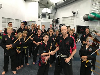 Combat Self Defence Weapon Defence Course November 2018