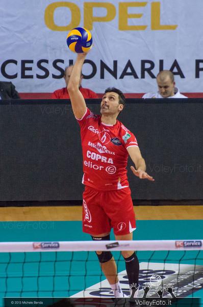 PAPI Samuele (Piacenza) battuta