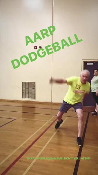Recesstime Spring Tuesday Night Dodgeball 2018