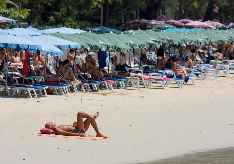 Kata beach on Phuket island