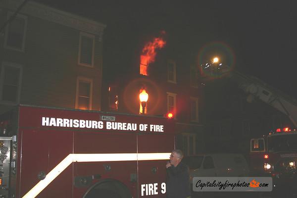 11/30/05 - Harrisburg - S. 13th Street