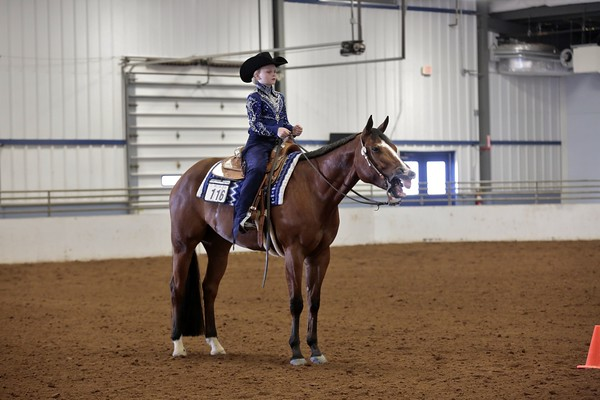 Western Riding/Ranch Riding Classes