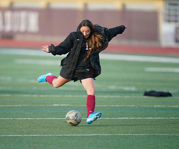 Lewisville Lady Farmers Soccer - 2/25/20
