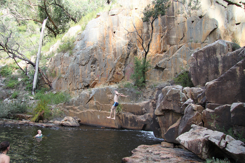 Fish Falls Jump