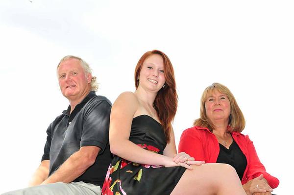 Kirk, Sherry & Kelsey