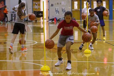 Girls Basketball Tryouts 11/13/19