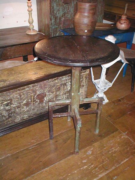 Restored antique