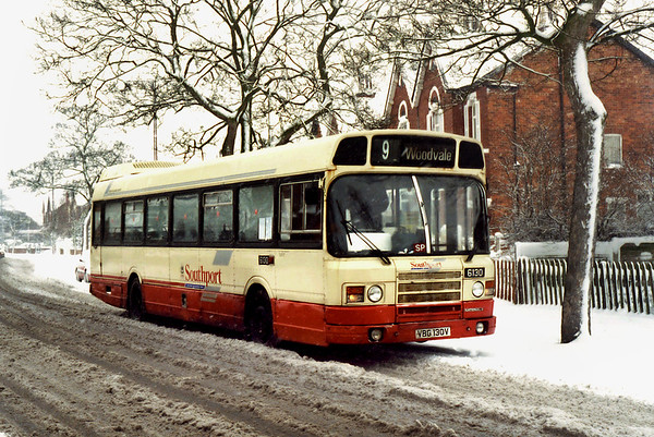5th & 6th February 1996: Southport