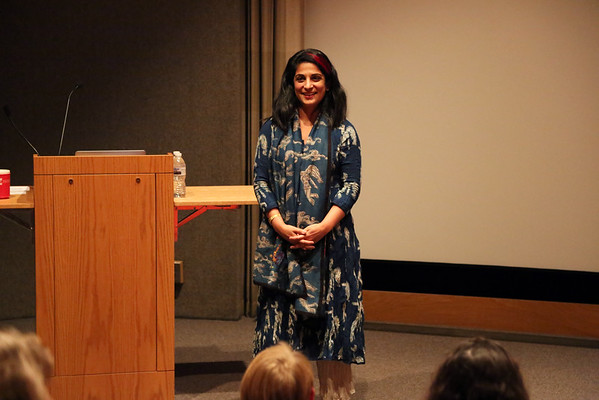 Artist Talk with Sarah K Khan