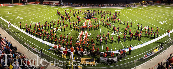 Marching Band - Marchfest (2014-9-27)