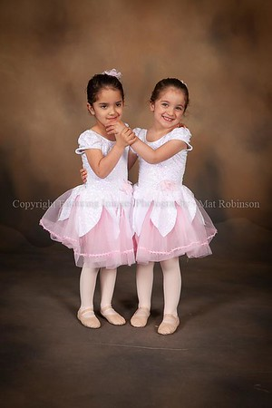 Pre Ballet 1 (Fri 12:15)