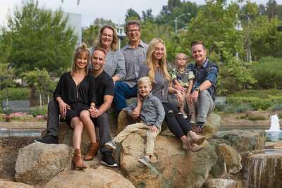 Hischar Family Pictures at Mariners Church