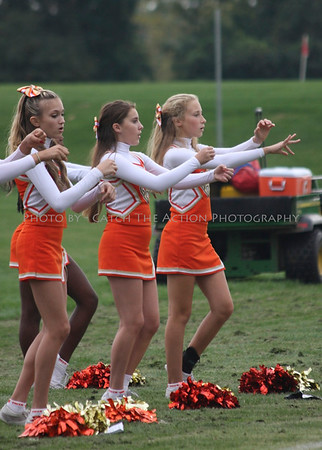Cherokee Cheerleading