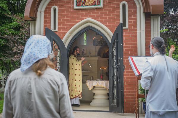 Liturgy at the Rock Creek Chapel 2019