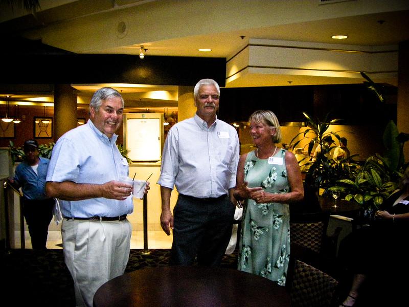 John Coale, Kevin Mohler, Pam Mohler