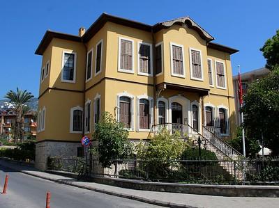 Turska - Alanja, 4. deo: Ataturkova kuca, Alanjske terase, 22.9.2018.