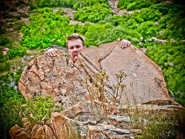Utah Hike 2012