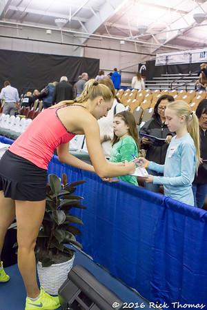Autographs for Fans