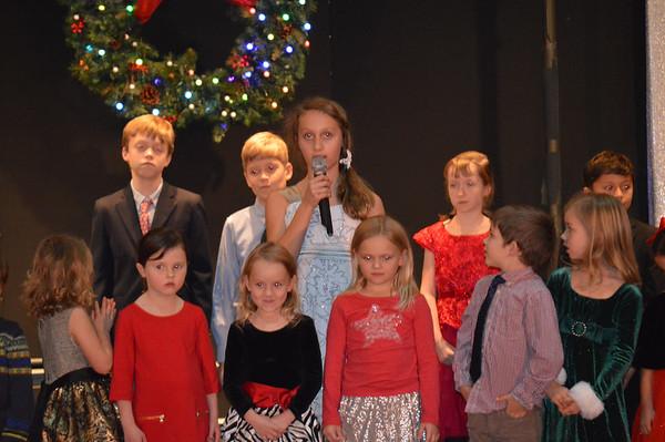 Lower School Winter Concert