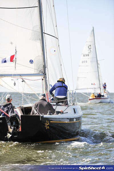 2014 Annapolis to Miles River Race