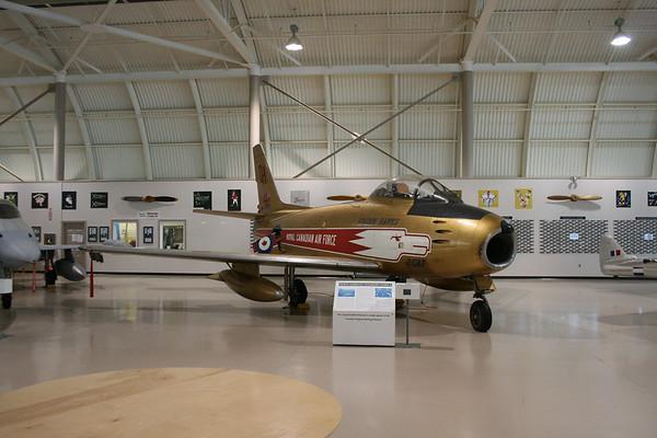 Day 24: Canadian Warplane Heritage Museum - 28 May 2007