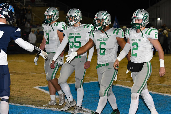 Hokes Bluff v. Northside, November 8, 2019