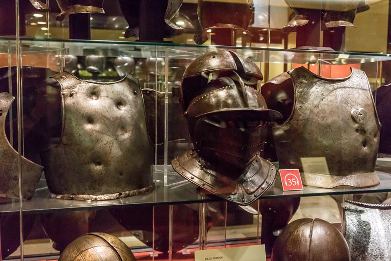 Used Armor