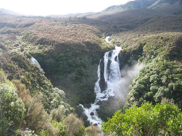 Waipunga Waterfalls
