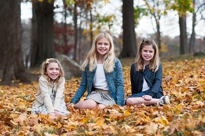 The Caulfield Family 2020