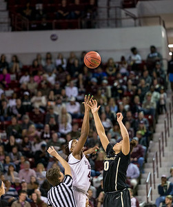 MSU vs. Vanderbilt (Womens Basketball 2016)