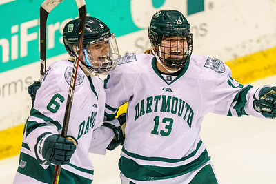 Maine vs Dartmouth Women's Hockey 2019