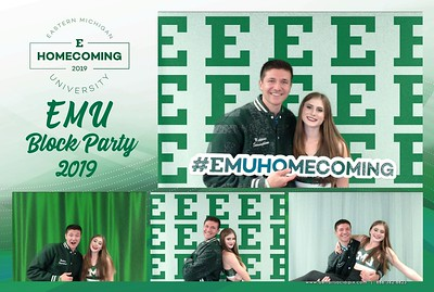 EMU BLOCK PARTY 2019