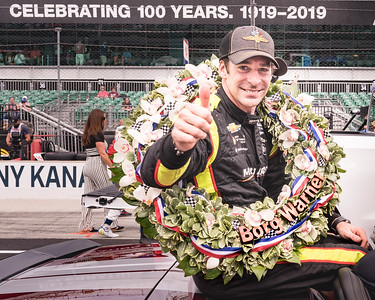 103rd Running of the Indy 500 2019