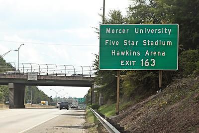 Five Star Stadium Sign on I-75