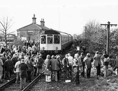 The Last Rites at Clayton West - 22nd January 1983