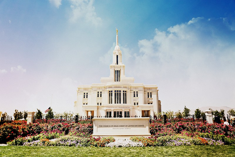 LDS Temples & Historic Places