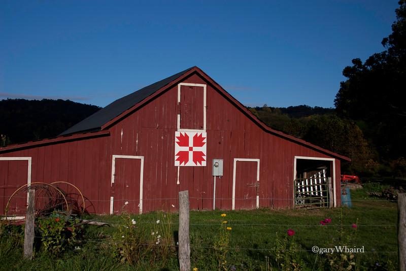 Blue Ridge Barn