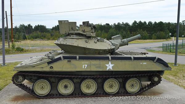 Pennsylvania VFW, American Legion, Veterans Parks, Monument Vehicles