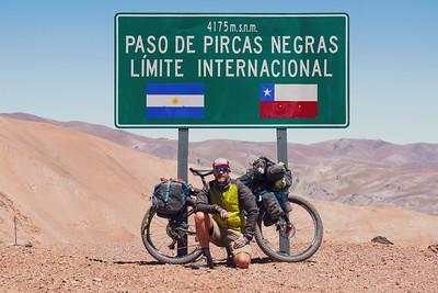Alaska to Patagonia 2016-2020