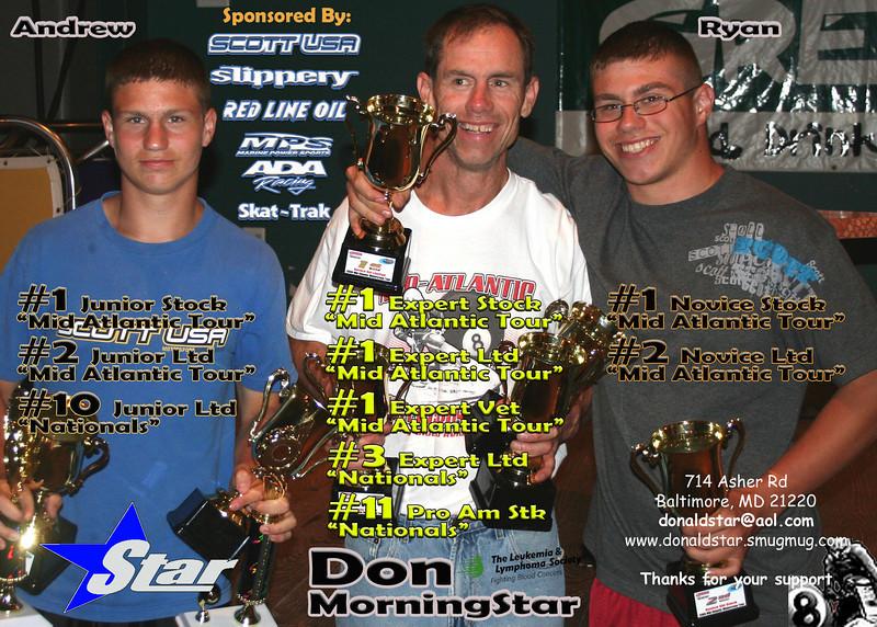Andrew, Don & Ryan 2006