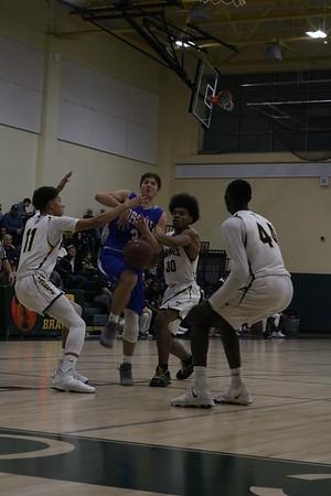 Taconic vs. Drury boys basketball - 021819