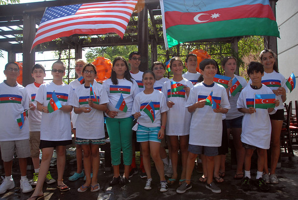 Azerbaijan Reunion2013